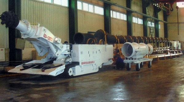 CFT Dedusting System