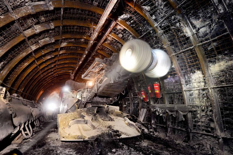 IBS Galeri Açma Makinaları